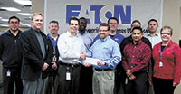 Eaton Corporation Supports Local Food Movement