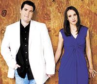 Darin & Brooke Aldridge Music Fest 2013