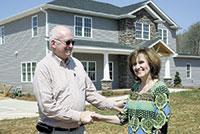 Laura's Homes Of North Carolina  Opens Sandra's Home