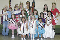 Winners Crowned In Cleveland-Lincoln County Pageant