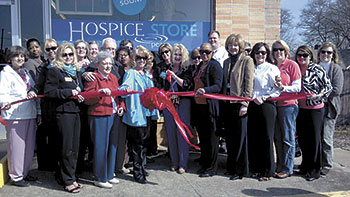 The Hospice Store Grand Opening!