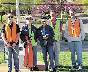 Over 250 Pounds Of Litter Picked Up By Keep Shelby Beautiful Volunteers!