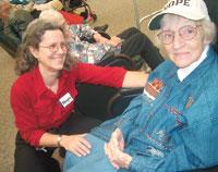 Dementia Expert, Teepa Snow Helps Celebrate Life Enrichment 30th Birthday