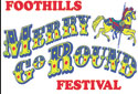 Foothills Merry Go Round Festival April 27-28