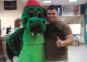 Truman attends Back-To-School Bash