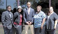 CCC Students Attend Conference