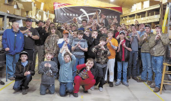 Cross Trail Outfitters Sportsman's Banquet