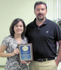 Ashley Costner Recognized As Exchangite Of The Year
