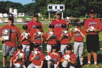 Congratulations Shelby Bombers 10U Baseball