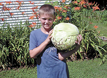 Learning Gardening At A Young Age