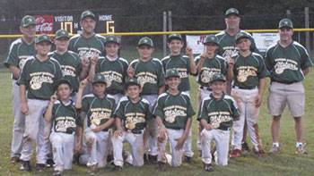 Boiling Springs All-Star Team Wins District 1 Title