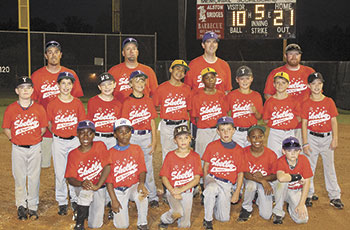 2013 Pee Wee All Star Champions