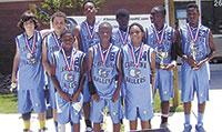 6th Grade Team Wins!