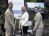Shelby Dental Care Center Breaks Ground