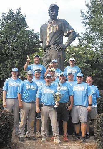 Local Team is USSSA Class D Church State Championship Winners