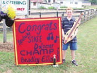 Local Musician to Compete in National Mountain Dulcimer Championship