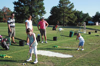Golf For All Ages At River Bend