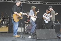 """Overmountain Men Jam At """"Alive After 5"""""""