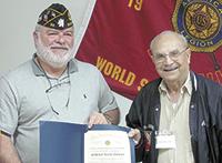 SHELBY POST 82 AMERICAN LEGION AWARDS