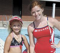Shelby's Junior Life Guard Program