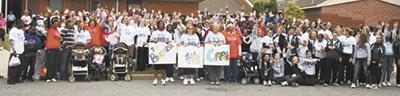 Annual CRMC Walk For Hope, Sat., Sept. 14