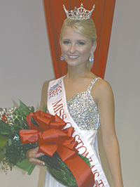 Mooresboro Teenager Wins Pageant Title