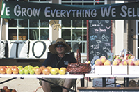 Foothills Farmers' Market Grows To Meet Demand For Local Food