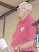 Shelby Lions Club Hosted Zone Meeting