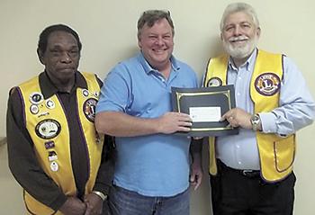 Lawndale Lions Makes Donation