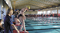 Sharks Aquatic Club Compete In Invitational