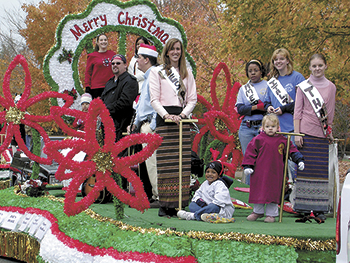 Shelby Christmas Parade To Be Held Uptown On Dec. 15th, 2013, 3 PM