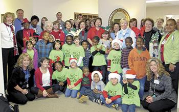 Jefferson Elementary Students Visit Hospice
