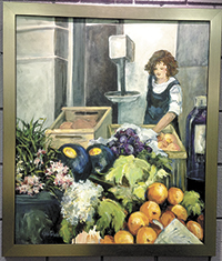 Susan Carlisle Bell Paintings To Be Featured