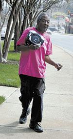 """The Radio Man"" of East Grover Street"