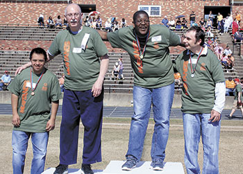 Special Olympics held at Shelby High