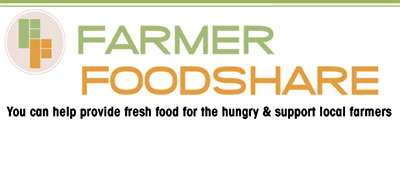 FARMER FOODSHARE: Makes A Difference For Hunger!