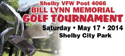 BILL LYNN MEMORIAL GOLF TOURNAMENT 2014