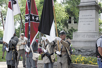 Confederate Memorial Day Honors Those Who Served