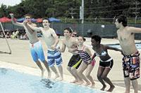 Shelby Aquatics Center Opens!