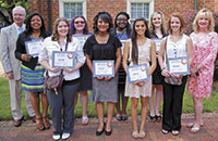 Freeman Scholarship Fund Supports Local Students