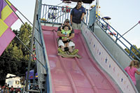 Scenes from Bethware Fair