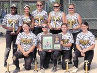 2014 Top Gun Sports 18U Summer World Series Champions