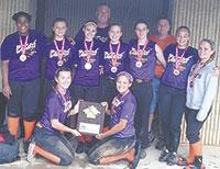 Lady Bandits take honors!