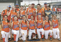 Shelby 14U All-Stars Win Back to Back Tar Heel State Championships!