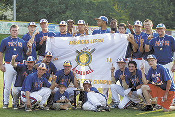 POST 82 IS 2014 STATE CHAMPIONS