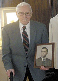 KM Historical Museum Exhibit Features Dr. George Plonk