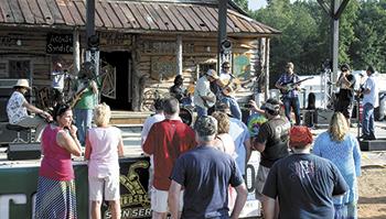 3rd Annual Clear Mountain View Music Festival