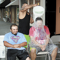 Have You Taken The ALS Ice Bucket Challenge?