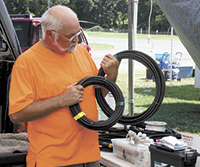 58th Shelby Hamfest Held Labor Day Weekend