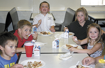Scenes from the 50th Annual Shelby Kiwanis Pancake Supper
